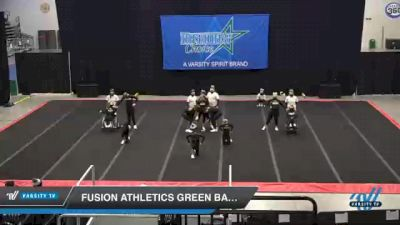 Fusion Athletics Green Bay - Legacy [2021 L2 - CheerABILITIES - Elite Day 1] 2021 Badger Championship & DanceFest Milwaukee