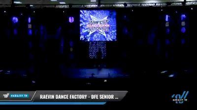 Raevin Dance Factory - DFE Senior Hip Hop [2021 Senior - Hip Hop - Large Day 2] 2021 JAMfest: Dance Super Nationals