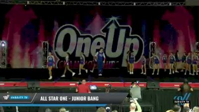 All Star One - Junior Bang [2021 L4 - U17 Coed Day 2] 2021 One Up National Championship