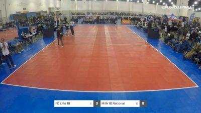 FC Elite 18 vs MVA 18 National - 2019 JVA MKE Jamboree