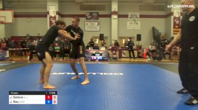 Jonathan Satava vs Jason Rau 1st ADCC North American Trials