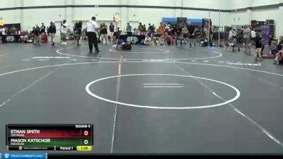 82 lbs Round 5 - Ethan Smith, Michigan vs Mason Katschor, Michigan