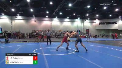 165 lbs Prelims - Thomas Bullard, NC State vs Jordan Robison, Northern Colorado
