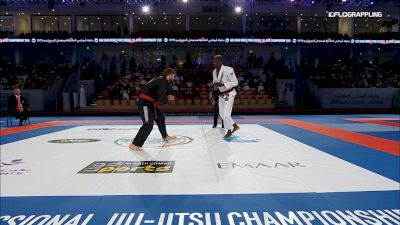 Anton Minenko vs Rida Haisam Abu Dhabi World Professional Jiu-Jitsu Championship