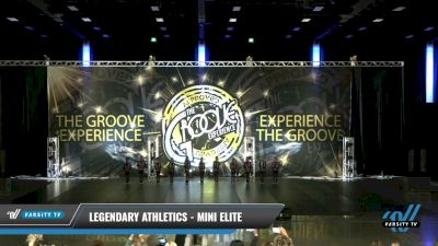 Legendary Athletics - Mini Elite [2021 Mini - Hip Hop - Small Day 2] 2021 Groove Dance Nationals