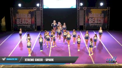 Xtreme Cheer - Spark [2021 L2 Junior - Medium Day 2] 2021 ACDA: Reach The Beach Nationals