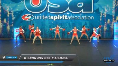 Ottawa University Arizona [2020 Pom 4-Year College Day 2] 2020 USA Collegiate Championships