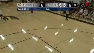 Replay: Turpin vs West Clermont | Sep 27 @ 6 PM