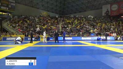 Johnny Tama vs Pedro Ramalho 2019 World Jiu-Jitsu IBJJF Championship