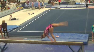 Kylie Piringer - Beam, ENA - 2018 Parkettes Invitational