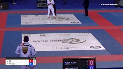 LUIS DE LEON Commando Group vs Fahad Alsukar Shabab Al Ahli Dub 2019 Abu Dhabi Grand Slam Abu Dhabi