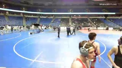 120 lbs 5th Place - Jackson Bond, Tennessee vs Matt Hart, Pennsylvania