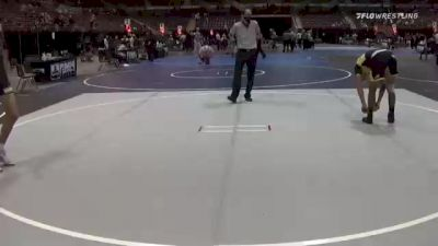 132 lbs 5th Place - A.j Gaitan, Temecula Valley vs Cannon Montoya, ATC