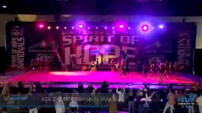 ACE Cheer Company - BHM - Warriors [2021 Senior Medium Coed 6 Day 2] 2021 Universal Spirit: Spirit of Hope National Championship