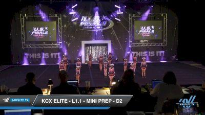 KCX Elite - L1.1 - Mini PREP - D2 [2019 FURY 9:32 AM] 2019 US Finals Pensacola