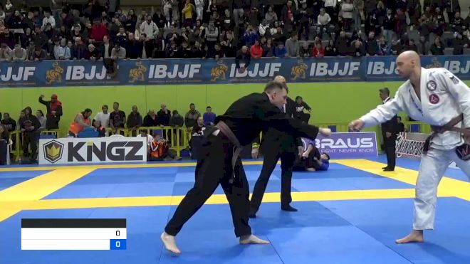 STEFAN UITTENBOOGAARD vs RONAN DRUMGOOLE 2020 European Jiu-Jitsu IBJJF Championship