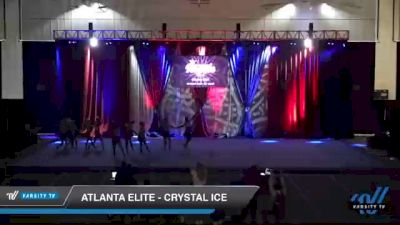 Atlanta Elite - Crystal Ice [2021 L3 Senior Coed - D2 - Small Day 2] 2021 The American Royale DI & DII