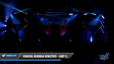 Coastal Georgia Athletics - Lady Steel [2021 L3 Junior - D2 - Small - A Day 2] 2021 Spirit Sports: Battle at the Beach