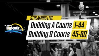 Full Replay: Court 70 - Mizuno Big South National Qualifier - Apr 4