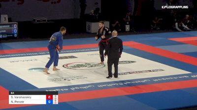 Stanislav Varshavskiy vs Nicolas Penzer Abu Dhabi World Professional Jiu-Jitsu Championship