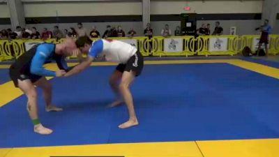 NICHOLAS S. ARMAGNO vs ELIAZAR GUARDIOLA 2021 Pan IBJJF Jiu-Jitsu No-Gi Championship