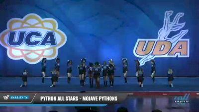 Python All Stars - Mojave Pythons [2020 L4 Senior - Small Day 2] 2020 UCA Smoky Mountain Championship