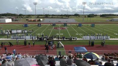 "George Bush H.S. ""Richmond TX"" at 2021 USBands Ganado Showcase"
