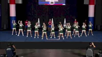Trinity Springs Middle School [2018 Intermediate Junior High/Middle School Day 2] NCA Senior & Junior High School National Championship