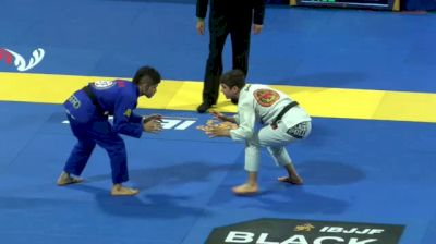 MICHAEL MUSUMECI vs ALEXSSANDRO SODRE 2018 World IBJJF Jiu-Jitsu Championship