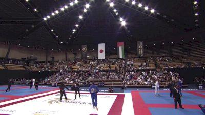 Rudson Mateus vs Nicholas Penzer 2018 Abu Dhabi Grand Slam Tokyo