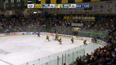 Replay: Notre Dame vs Northern Michigan | Oct 16 @ 6 PM