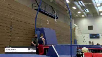 Shane Wiskus - Still Rings, U.S.O.P.T.C. Gymnastics - 2021 Men's Olympic Team Prep Camp