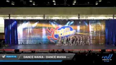Dance Mania - Dance Mania Senior Jazz Large [2020 Senior - Jazz - Large Day 2] 2020 All American DI & DII Nationals
