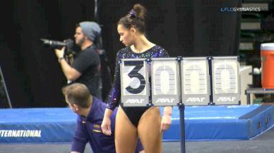 Sarah Finnegan - Vault, LSU - GymQuarters Invitational (NCAA)