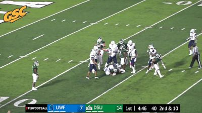 Replay: West Florida vs Delta State | Oct 2 @ 6 PM