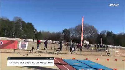 High School Boys' 5k 1A Race #2