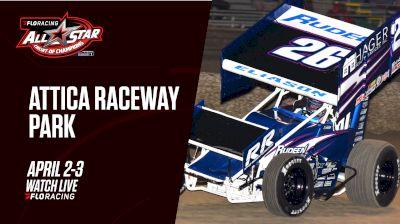 Full Replay   ASCoC at Attica Raceway Park 4/3/21