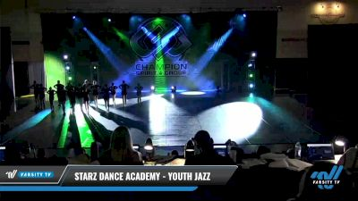 Starz Dance Academy - Youth Jazz [2021 Youth - Jazz - Large Day 2] 2021 CSG Dance Nationals