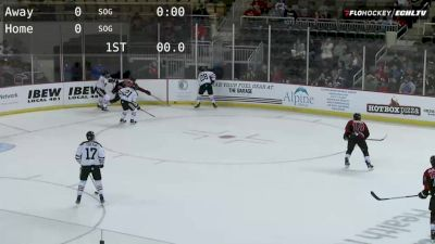 Replay: Home - Indy - 2021 Cyclones vs Fuel | Oct 16 @ 6 PM