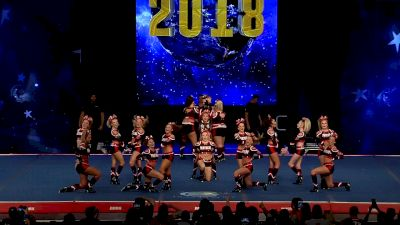 N.E.O. All Stars - Panthers [2018 International Open All Girl 5 Semis] The Cheerleading Worlds