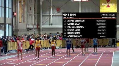 Men's 800m, Heat 7