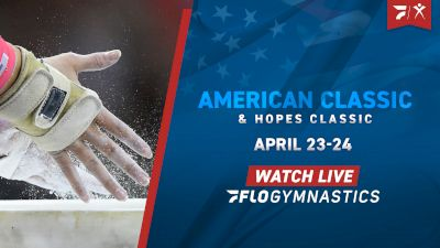 Full Replay: Beam - Senior Elite - American Classic - Apr 24