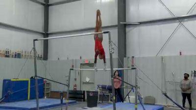 Tiana Sumanasekera - Bars, West Valley Gymnastics School - 2021 American Classic and Hopes Classic