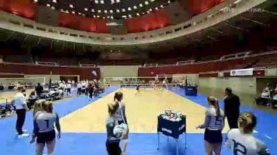 Henderson State vs Hillsdale - 2021 AVCA Division II Women's Volleyball Championship