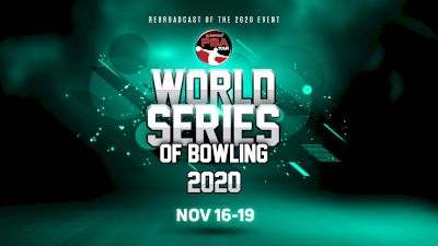 Full Replay - 2020 PBA World Series Rebroadcast - Scorpion Match Play And Finals