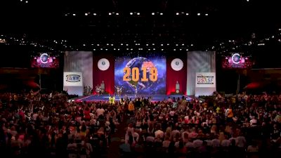 World Cup - Shooting Stars [2018 Senior Large All Girl Finals] The Cheerleading Worlds