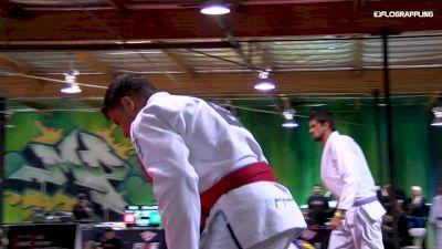 Mateus Rodrigues vs Mike Ball World Series of Grappling #2