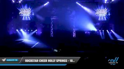 Rockstar Cheer Holly Springs - 10,000 Maniacs [2021 L1 Mini Day 1] 2021 The U.S. Finals: Myrtle Beach