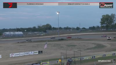 Full Replay | King of the Compacts Saturday at Florence 10/2/21