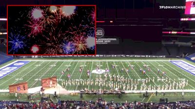 Highlight: The Cadets 2021 Company Front Ending
